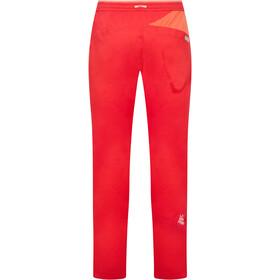 La Sportiva Temple Pantalon Femme, hibiscus/flamingo